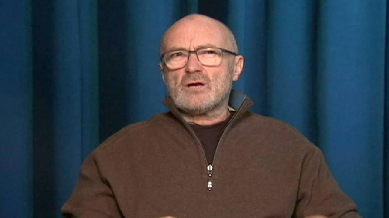 Phil Collins sort de sa retraite