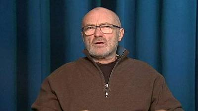 Phil Collins sort de sa retraite