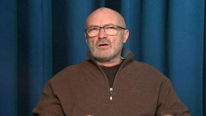 Új lemezen dolgozik Phil Collins