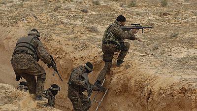 Tunisie : cinq terroristes abattus près de la frontière libyenne