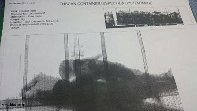 Iran-Turquie :  des passagers clandestins découverts grâce aux rayons X