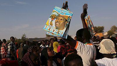 Free Hama Amadou -Niger's opposition coalition