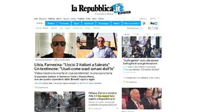 Átalakul az olasz médiapiac