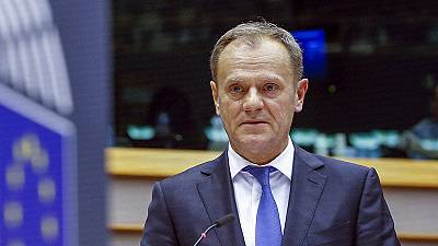 Tusk tells migrants: Do not come to Europe