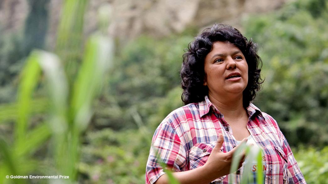 Environmental and indigenous rights leader murdered in Honduras
