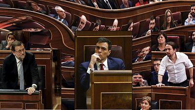 El Parlamento español en su laberinto