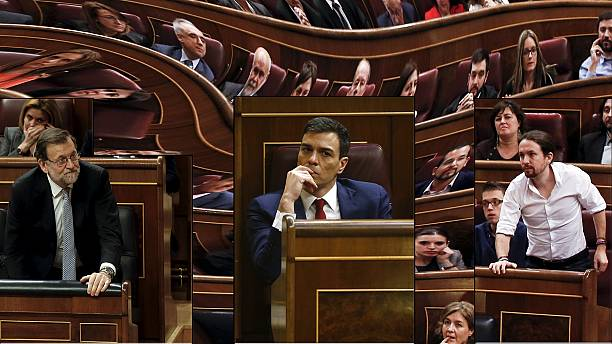 Spain in its political labyrinth