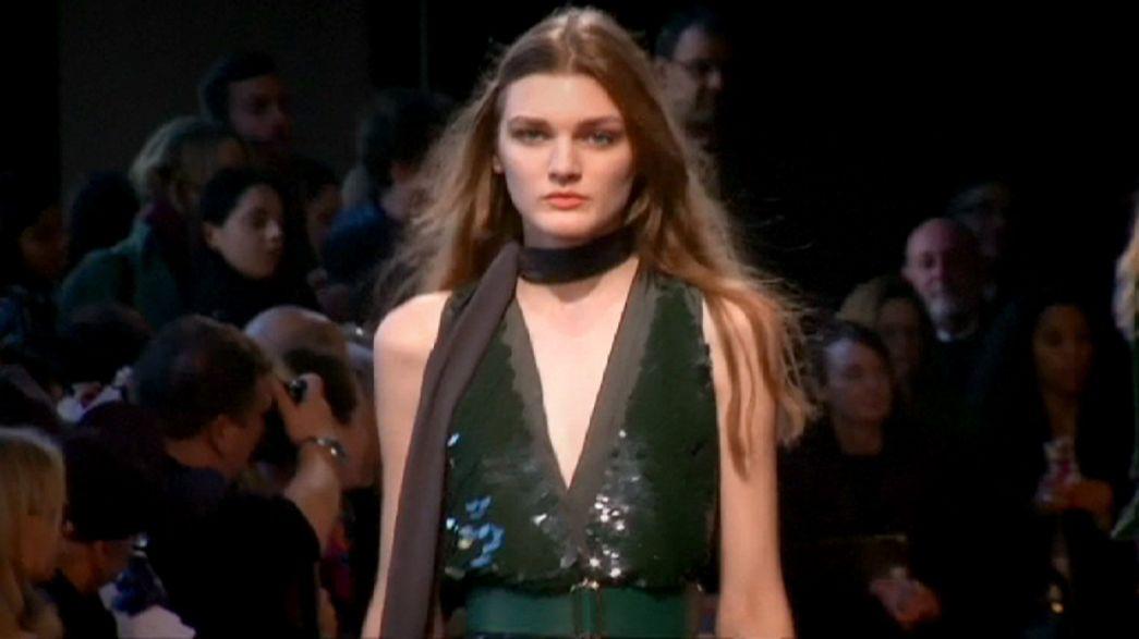 Pariser Fashion Week: Rochas stimmungsvolle Leichtigkeit