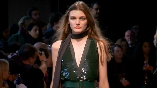 Rochas in bloom at Paris Fashion Week