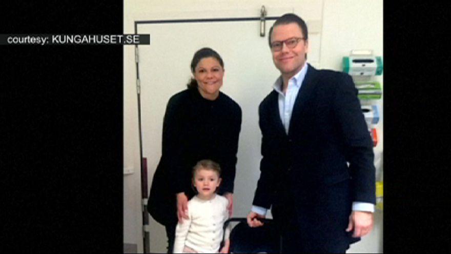 Viktoria von Schweden und ihr fast 4 Kilo schwerer Oscar