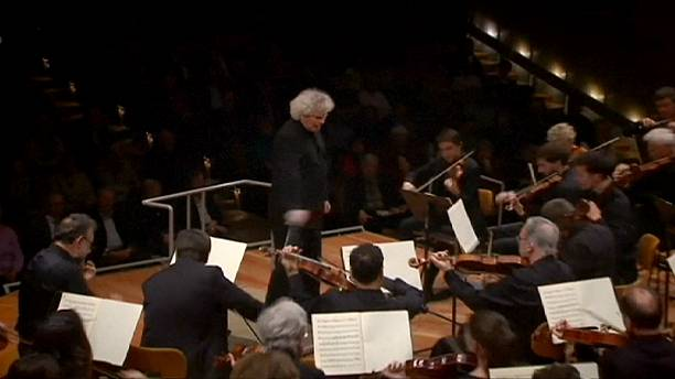 Welcome Among Us, an evening of classical music for refugees in Germany