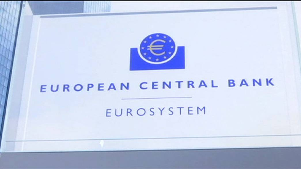 Abrandamento económico da zona euro pressiona BCE