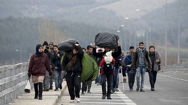 No sign Balkan border measures have cut refugee arrivals yet, says UNHCR