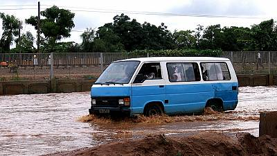 Dozens killed in Angola's flash floods