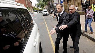 Oscar Pistorius pourrait être condamné à 15 ans de prison