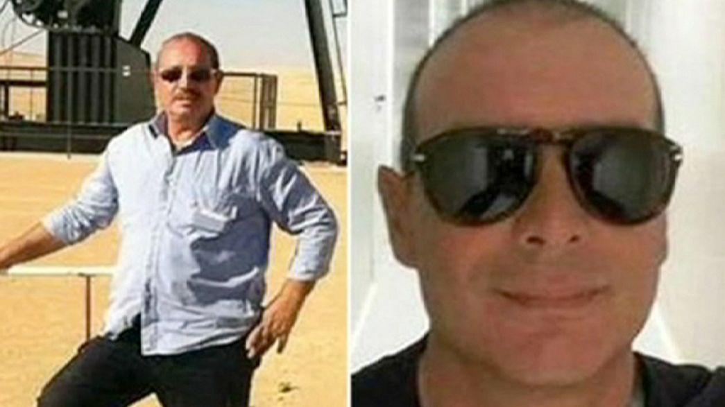 Dos trabajadores italianos secuestrados en Libia habrían muerto en un enfrentamiento entre milicias yihadistas y el Ejército