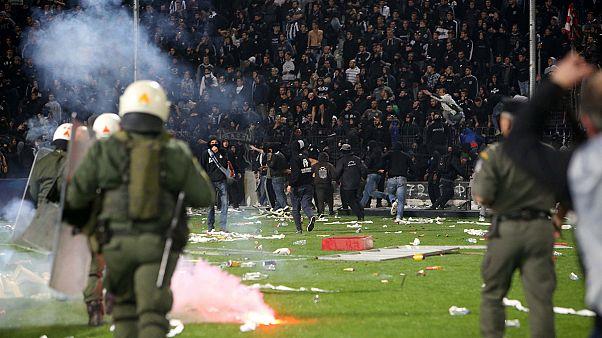 Ο Κοντονής «τελείωσε» το Κύπελλο Ελλάδας - Οργισμένη απάντηση της ΕΠΟ