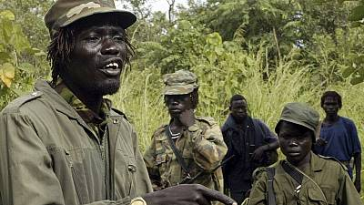 Surge in LRA children abductions in Central African Republic