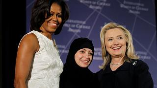Image: Samar Badawi of Saudi Arabia