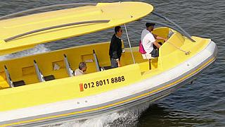 Egypt's river taxis get government backing
