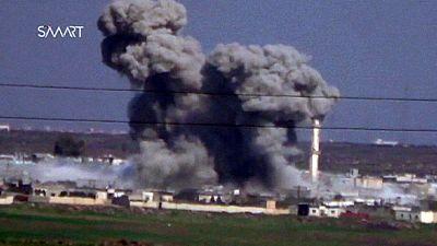 David Cameron appelle la Russie à mettre fin à ces attaques contre l'opposition syrienne