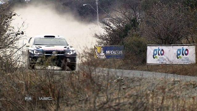 C'est parti pour le Rallye du Mexique