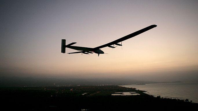 Vol d'essai réussi pour Solar Impulse au-dessus du Pacifique
