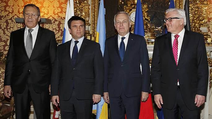 Ukrajna: hiába ültek össze a külügyminiszterek Párizsban