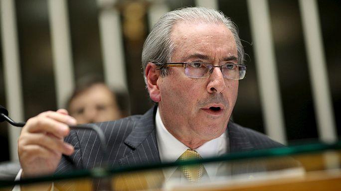 A vádlottak padjára kerül a házelnök Brazíliában