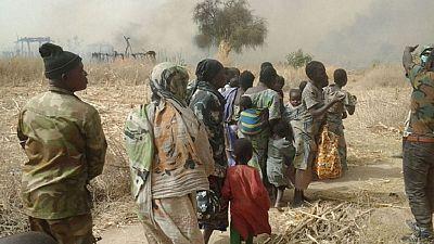 63 Boko Haram captives rescued