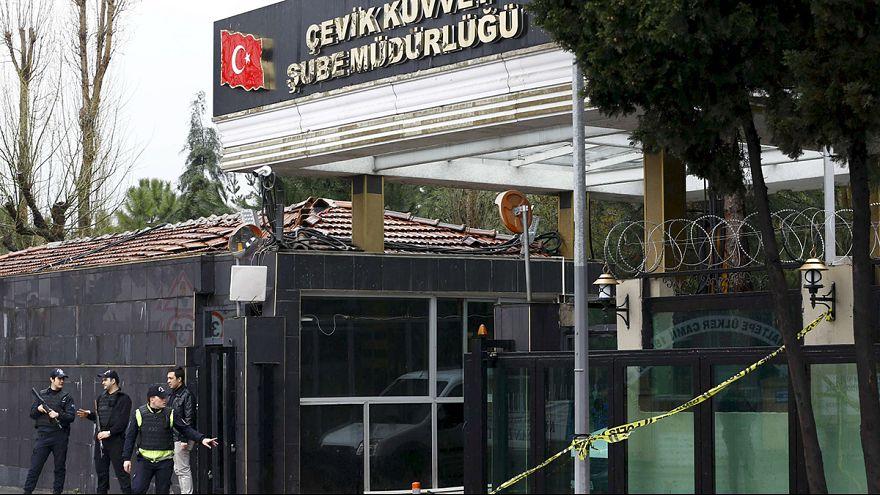 Турция. В нападении на полицию в Нусайбине власти обвиняют РПК