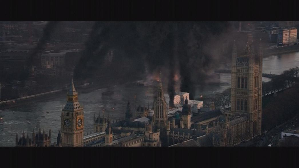 "Actionthriller für Nervenstarke: ""London has Fallen"""