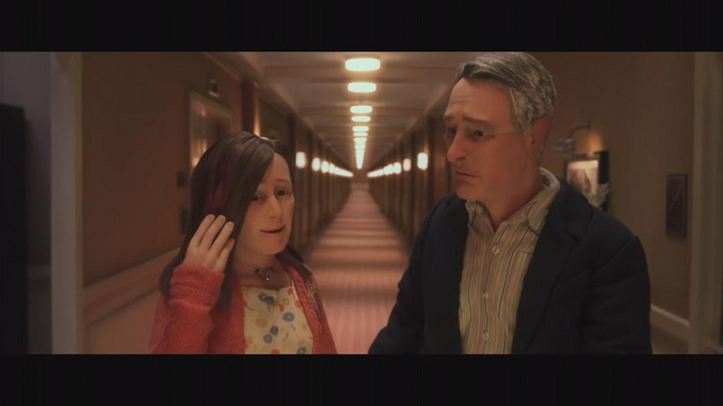 'Anomalisa', la poesia in stop-motion