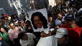 Honduras: clashes break out after death of activist Berta Cáceres