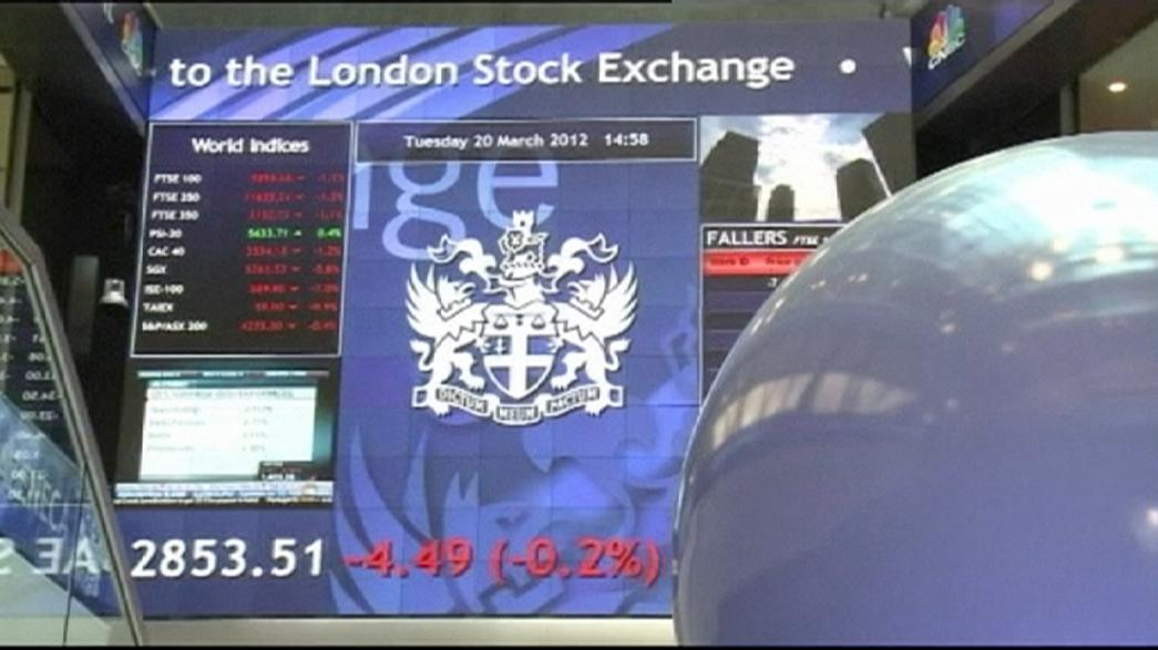 Grupo London Stock Exchange aumenta lucros