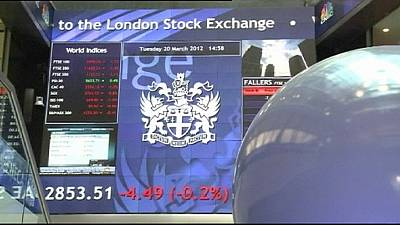 Beneficios en alza del London Stock Exchange, cuando negocia su fusión con la Deutsche Börse