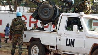 Sexual allegations by peacekeepers on the rise - UN report