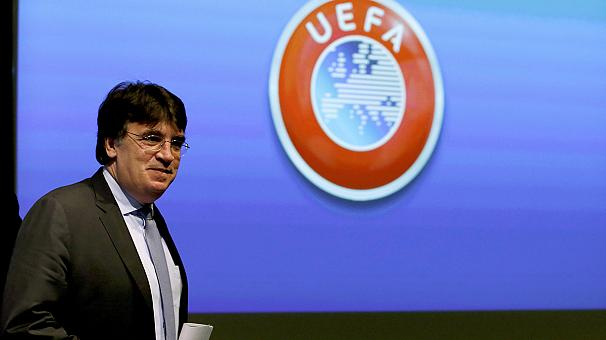 UEFA: Επίσημα ο Θεοδωρίδης στην θέση του γενικού γραμματέα