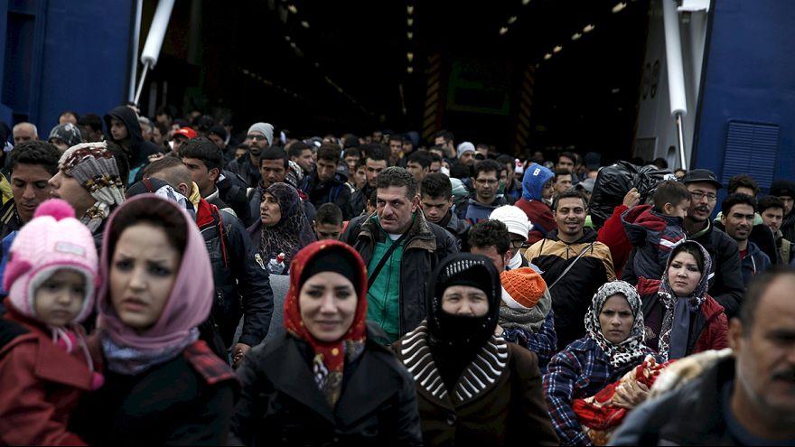 """""""Europe Weekly"""": La crisis migratoria centra la agenda de la UE"""