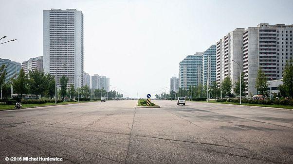 Un occhio indiscreto sulla Corea del nord