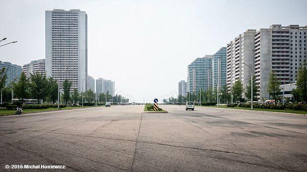 رحلة مصور إلى كوريا الشمالية