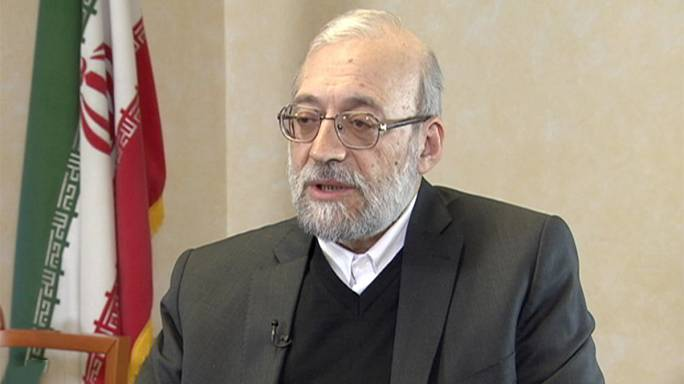 محمد جواد لاريجاني:  الذين خلقوا تنظيم ما يسمى بالدولة الإسلامية سيدفعون ثمنا باهظا