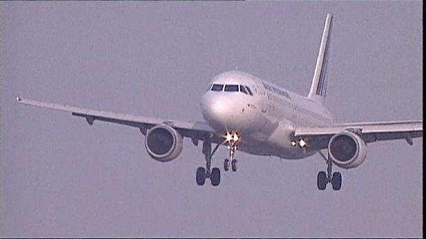 Air France jet narrowly misses drone over Paris