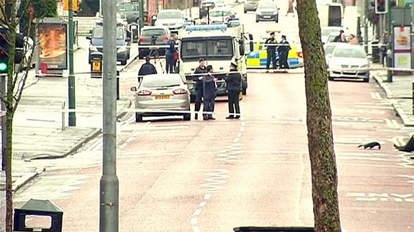 Robbantásos merénylet Belfastban