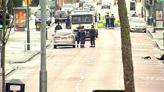В Белфасте взорван автомобиль, полиция опасается терактов на Пасху