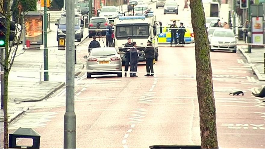 Belfast police warn of further attacks after bomb blast injures prison officer