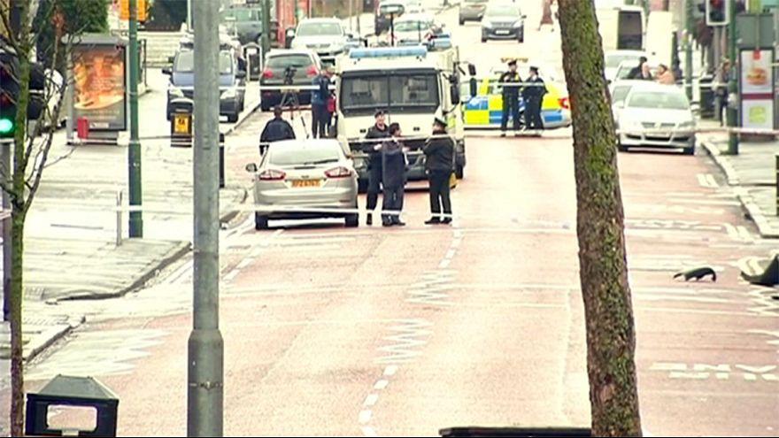 Belfast'ta bombalı saldırı