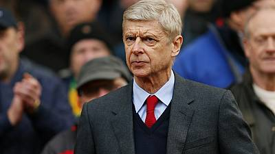Arsenal's Wenger expects tough derby against Spurs at White Hart Lane