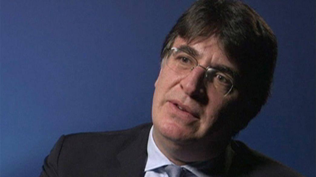 UEFA: Theodoros Theodoridis ist neuer Generalsekretär