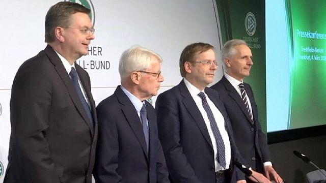 Dünya futbolunda yolsuzluk şüphesi bu kez Almanya üzerinde